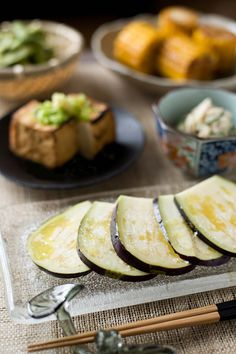 Japanese summer vegetables