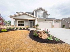 Fall in love with this new 4 bedroom, 2.5 bath two-story Craftsman styled home by Matt Lancia Signature Homes listed by Linda Baatz Craft- Harnish. Additionally featuring a 3 car garage, large family room and a den on the first floor, this one is sure to impress! #fctuckermalcolmschlueter #mattlanciasignaturehomes