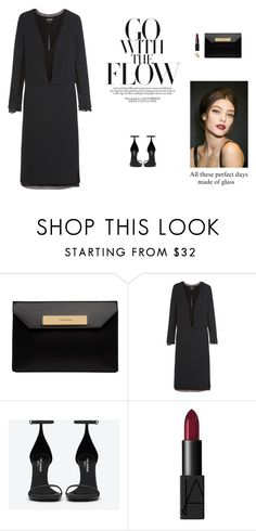 """All these perfect days made of glass."" by biljanamilenkovic ❤ liked on Polyvore featuring Balenciaga, Tom Ford, Yves Saint Laurent, NARS Cosmetics, Cartier, feminine, saintlaurent and TOMFORD"