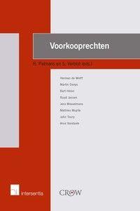 Palmans, R. Voorkooprechten. Plaats: Jurisquare eboek