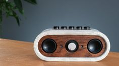 Build your own Bluetooth Speaker (out of concrete!)