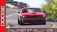 Dodge Challenger SRT Hellcat 2018 | Обзор от AUTO WORLD. RU