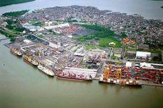 Ciudad puerto, Buenaventura, Chocó, Colombia