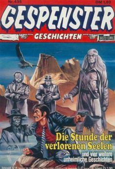 Cover for Gespenster Geschichten (Bastei Verlag, 1974 series) #435