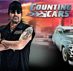 """Counting Cars! I love watching them try to pull drivers over and say """"we're not carjackers! Can we talk to you about your car?"""""""