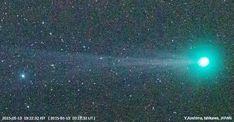 Comet Lovejoy (C/2014 Q2) by Yasushi Aoshima on January 13, 2015 @ Ishikawa, JAPAN