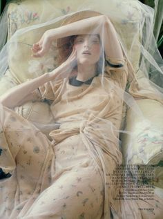 """""""Made in Britain"""": Tim Walker for Vogue UK December 2013"""