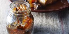 Boodschappen - Pruimen-abrikozenchutney met kerrie