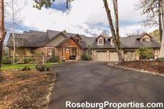 586 Southridge Way – Gorgeous Custom Home in Winchester Ridge! Elegant formal detailing and distinctive design are matched by a wealth of comfort and pleasant living in this gorgeous custom home! You can view all of our Roseburg Oregon area homes for sale by clicking here: http://idx.roseburgproperties.com/i/roseburg-oregon-area-homes-for-sale Mary Roseburg Properties Group Keller Williams Realty Eugene Springfield 541-371-5500 #RoseburgProperties