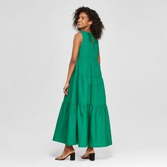 5b9b1f667cb Women s Tiered Maxi Dress - Who What Wear™. Target ...