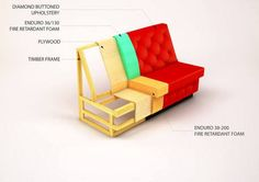 Image result for banquette detail