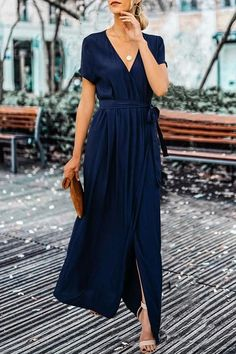 Orsle Off Shoulder Ruffle Loose Fit Maxi Dress – ORSLE Source by dress styles Prom Dresses With Pockets, Maxi Dress With Sleeves, Dress Outfits, Casual Dresses, Fashion Dresses, Maxi Dresses, Bride Dresses, Party Dresses, Short Beach Dresses