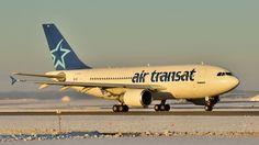 Photo of TSC Airbus A310 (C-GTSY) ✈ FlightAware