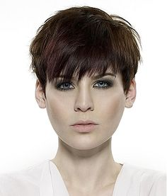 Pleasant Beautiful Androgynous Style And Hairstyles On Pinterest Short Hairstyles Gunalazisus