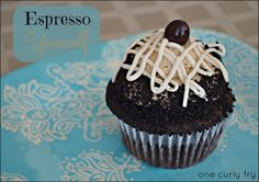 Espresso Yourself available at Pamcakes now!! http://onecurlyfryinaboxoftheregular.com/cupcakes/espresso-yourself-is-on-shelves-now-at-pamcakes/
