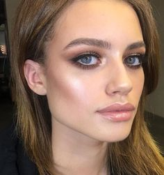 Bronze, nude and highlights