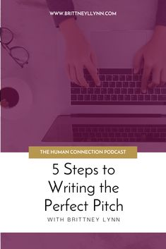 Writing a winning pitch is key to getting featured by the media. 🔑  Take a listen to this week's episode of the Human Connection podcast to find out everything you need to know to craft a winning pitch that will get you recognized by podcasts, journalists, influencers and tv producers.⠀⠀⠀⠀⠀⠀⠀⠀  Listen and subscribe! ⬇️ #PR101 #pitchingmedia #pitchingjournalists #pitchingpodcasts #pitchinginfluencers #podcastpitching #televisionpitching #pitchingproducers #influencerpitching Getting To Know You, Need To Know, How To Find Out, How To Become, Tv Station, Today Episode, Free Email, Human Connection