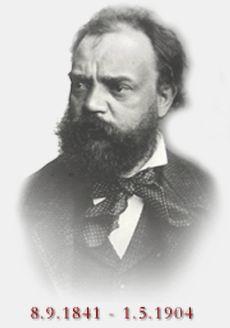 "Antonín Dvořák - composer (for exampel:  ""New World Symphony"")"
