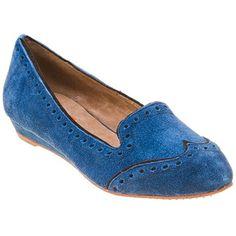 Buy Blue Dark Green Miz Mooz Women's Percy Slip-On Loafer shoes