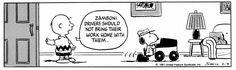 Day 14: Every Peanuts Strip Featuring a Zamboni