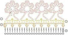 Puntilla de flor