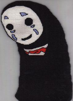 Kaonashi / No-face from Spirited Away