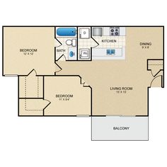 ridgewood 42 x 20 2 bed sleeps 4 floor plan small house