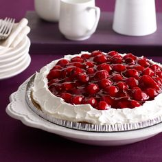 Won't you celebrate National Cherry Cheesecake day with us? Pretty please... with a cherry on top?