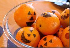 Cute ideas for a pumpkin themed first birthday!