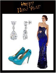 Look of the week: Happy new Year! Shop it on: nina-naustdal.com/shop/