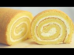 Chocolate Swiss Roll Recipe - Best Swiss Roll Recipe -کیک کریم دار - YouTube