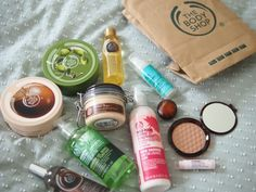 The Body Shop Haul #thebodyshop