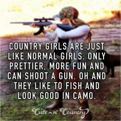 Country all the way!