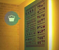 czili kafe on Behance