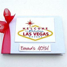 Las Vegas Photo Album £12.95
