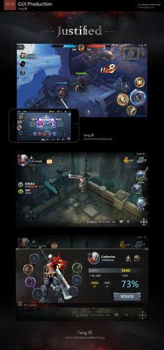 2015 Tang L GUI works ,Mobile  games