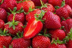 Detox, Strawberry, Fruit, Food, Garden, Garten, Essen, Lawn And Garden, Strawberry Fruit