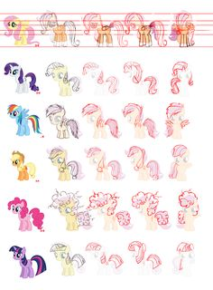 114 Best My Little Pony Images My Little Pony Ponies Drawings
