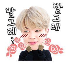 방탄소년단 - 공식 스티커