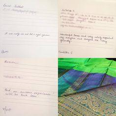 #thankyou #customer #testimonials #india #bangalore #angadigalleria #karnataka #saree #sari #wedding #weddingtrousseau #weddingsaree #marriage #mahuratam