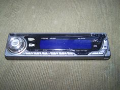 JVC Stereo Face Plate Replacement Model KD-G200 faceplate KD G200 KDG200