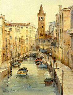 David Howell - Venice, Italy