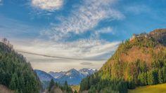 Avec ses 405 mètres, le highline179 est le plus long pont suspendu pour piétons du monde. Une attraction unique à ne pas manquer lors de votre séjour !