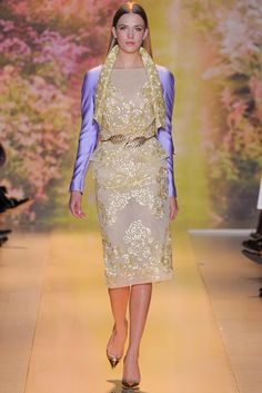Zuhair Murad Spring 2014 Couture Collection Photos - Vogue#1#15