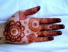 Mauritanian henna