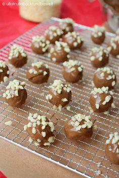 Tchibo-Blogparade   Rezept für Cookies-Pralinen - ullatrulla backt und bastelt