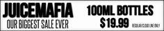 Vapor Joes - Daily Vaping Deals: A DEAL YOU CAN'T REFUSE: JUICE MAFIA - $19.99 PER ...