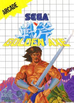 Golden Axe for Sega Master System