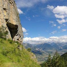 escalade en Couenne à l'Argentière-la Bessée