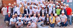 Broadway Builds Homes with Habitat for Humanity | Raman Media Network